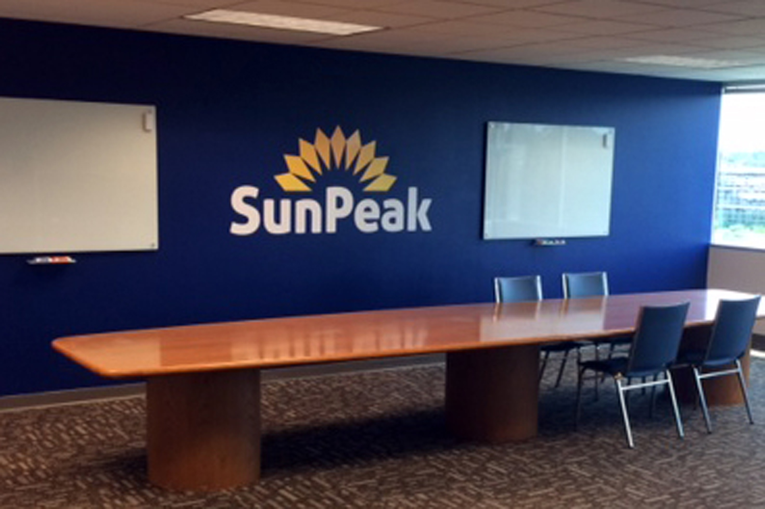 Business/Office Interior Signage | Madison Sign Lettering