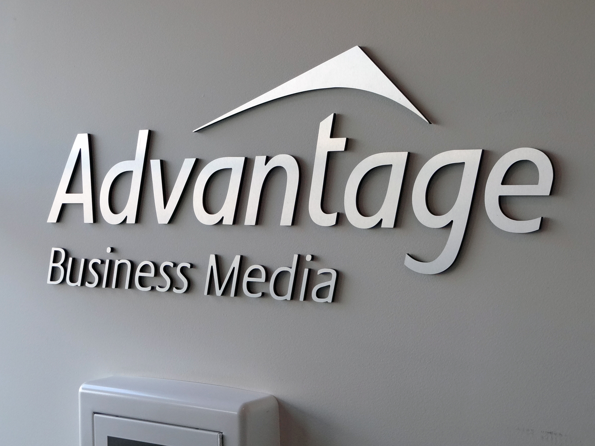 Business Office Interior Signage Madison Sign Lettering